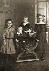 Familienfoto 1903