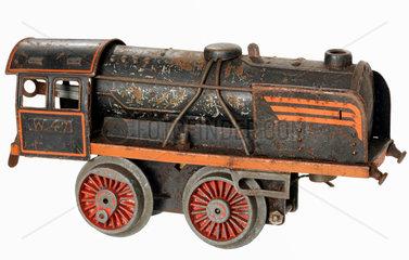 Lokomotive  Blechspielzeug  1947
