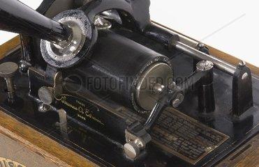 Edison Phonograph 1898
