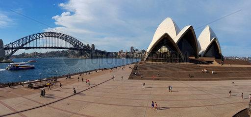 Panorama: Sydney