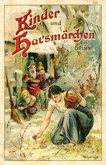 Grimms Maerchen  Buchtitel  1905