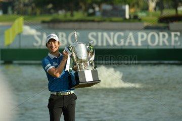 (SP)SINGAPORE-GOLF-SMBC SINGAPORE OPEN