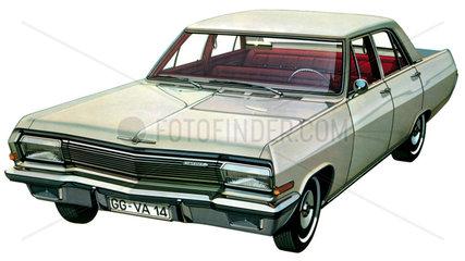 Opel Kapitaen  1965