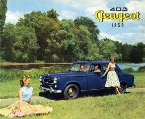 Peugeot 1958