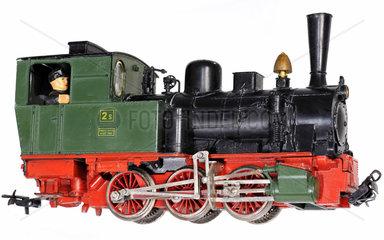 Maerklin Lokomotive 1970  Nachbildung einer Lok von 1900