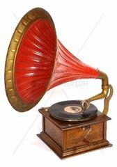 Grammophon um 1903