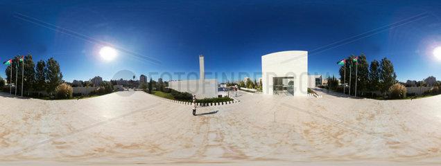 Panorama Ramallah