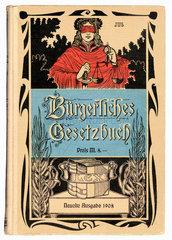 Buergerliches Gesetzbuch  1908