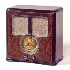 Roehrenradio von 1938