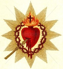 Herz Jesu  um 1900