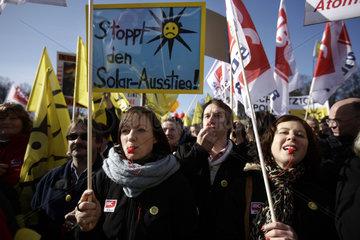 Pro Solar Industry Demonstration