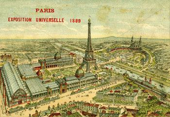 Pariser Weltausstellung 1889