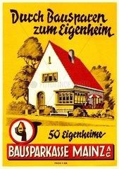 Bausparen 1950