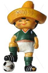 Juanito  WM-Maskottchen  Mexiko 1970
