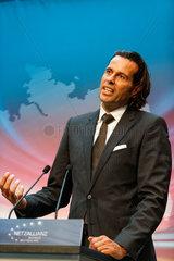 Berlin  Deutschland  Lutz Schueler  CEO von Unitymedia KabelBW