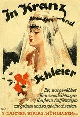 Buch  Ratgeber fuer Hochzeiten  1927