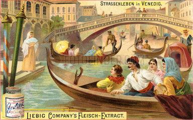 Venedig  um 1898