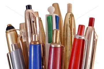 uralte Kugelschreiber  50er  60er Jahre