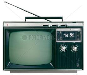 japanischer Transistorfernseher  um 1969