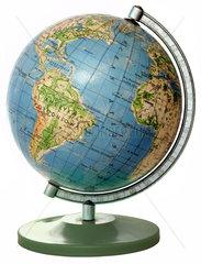 alter Globus  um 1959
