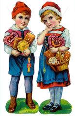 Haensel und Gretel  um 1925