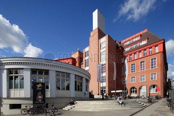 Berlin  Deutschland  die Backfabrik  Firmensitz verschiedener Start-Ups