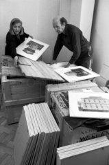 Bernd und Hilla Becher  Industriefotografen  1990