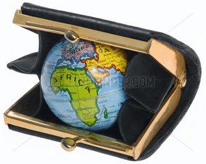 Symbol Globalisierung