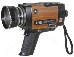 Super 8 Kamera  um 1974