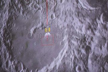 CHINA-CHANG'E-LUNAR PROBE-MOON-LANDING (CN)