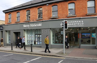 IRELAND-DUBLIN-HOME PRICES