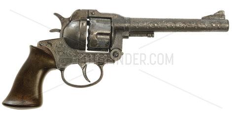 Spielzeugpistole  Fasching  um 1979