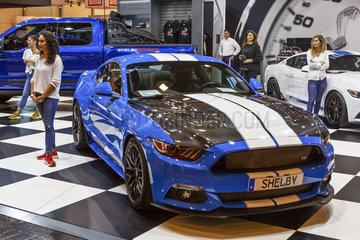 2017 Ford Shelby GTE Mustang