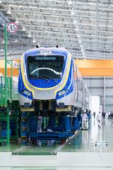 MALAYSIA-CHINA-RAILWAY MANUFACTURING-COOPERATION