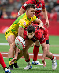 (SP)CANADA-VANCOUVER-RUGBY-WORLD SEVENS SERIES
