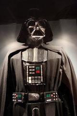 Potsdam  Deutschland  Darth Vader-Figur im Filmpark Babelsberg