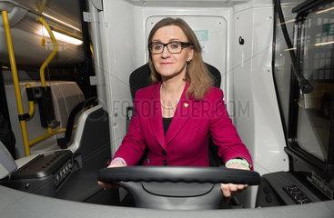 Berlin  Deutschland  Dr. Sigrid Evelyn Nikutta  Vorstandsvorsitzende und Vorstand Betrieb (BVG)