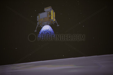 Xinhua Headlines: China's Chang'e-4 probe makes historic landing on moon's far side