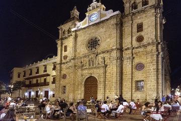 Kirche San Pedro Claver