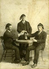 Deutsche in den USA  Auswanderer  Iowa  1895