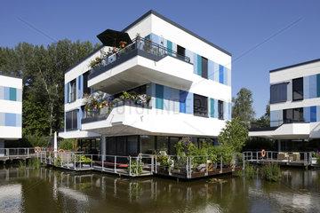 Hamburg  Deutschland  WaterHouses