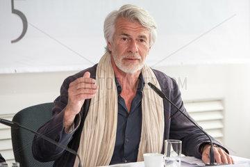 Berlin  Deutschland  Chris Dercon  Kurator und Theaterwissenschaftler