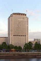 London  Grossbritannien  das Shell Centre