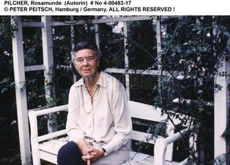 PILCHER  Rosamunde - Portrait der Schriftstellerin