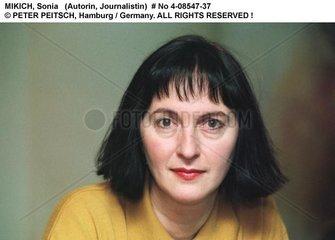 MIKICH  Sonia - Portrait der Schriftstellerin