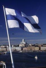 Finland  Helsinki  the waterfront