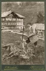 Jaeger  Hirsch  Portraet  1898