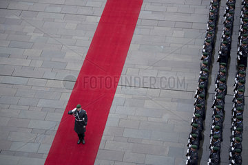 State Visit Chancellery Office