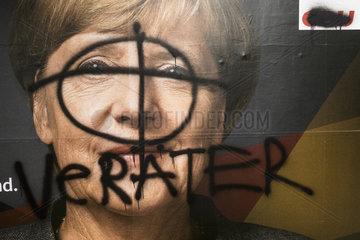 AFD Vandalismus