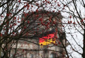 GERMANY-BERLIN-EARLY SPRING-DAILY LIFE